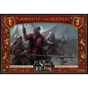 A Song Of Ice And Fire - Lannister Halberdiers - EN
