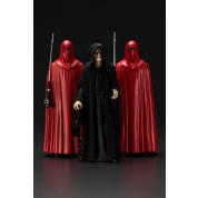 Star Wars ARTFX+ Series - Palpatine & Royal Guards Statue 3-Pack (Model Kit) 18cm