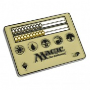 UP - Card Size Abacus Life Counter for Magic: The Gathering - White