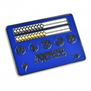UP - Card Size Abacus Life Counter for Magic: The Gathering - Blue