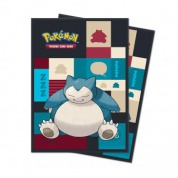 UP - Sleeves Standard - Pokemon - Snorlax (65 Sleeves)