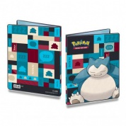UP - 9-Pocket Portfolio - Pokemon: Snorlax
