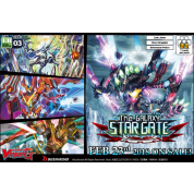 Cardfight!! Vanguard G - Extra Booster Display 03: The Galaxy Star Gate (12 Packs) - EN