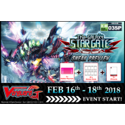 Cardfight!! Vanguard G - VGE-G-EB03 The Galaxy Star Gate - Sneak Preview Kit