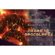 Dragoborne: Rise to Supremacy - Gears of Apocalypse Booster Display (20 Packs) - EN