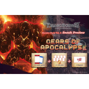 Dragoborne: Rise to Supremacy - DB-BT03 Gears of Apocalypse - Sneak Preview Kit
