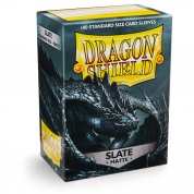 Dragon Shield Standard Sleeves - Matte Slate (100 Sleeves)