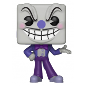 Funko POP! Games Cuphead - King Dice Vinyl Figure 10cm