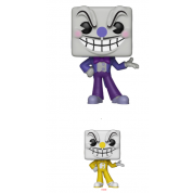 Funko Games Cuphead - King Dice Vinyl Figure 10cm Assortment (5+1 chase figure)