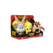 Funko Plushies - Looney Tunes Saturday Morning Cartoons Plush Assortment 18cm Case of 6