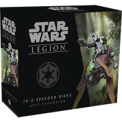 FFG - Star Wars Legion - 74-Z Speeder Bikes Unit Expansion - EN