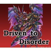 Future Card Buddyfight - Driven to Disorder - Climax Booster Display (30 Packs) - EN