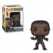 Funko POP! Marvel Black Panther - Black Panther Vinyl Figure 10cm