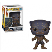 Funko POP! Marvel Black Panther - Black Panther Waterfall Vinyl Figure 10cm