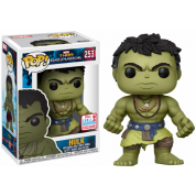 Funko POP! Thor Ragnarok - Casual Hulk Vinyl Figure 10cm NYCC-2017 Convention Exclusives