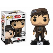 Funko POP! Star Wars Episode 8 - The Last Jedi DJ Vinyl Figure 10cm Limited