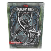 Dungeons & Dragons RPG - Dungeon Tiles Reincarnated City - EN