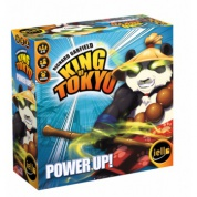 King of Tokyo: Power Up! - EN (Slightly damaged Box)