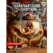 Dungeons & Dragons RPG - Xanathar's Guide to Everything - EN (Slightly damaged Box)