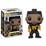 Funko POP! NFL Antonio Brown Color Rush - Vinyl Figure 10cm Limited