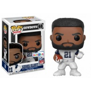 Funko POP! NFL Ezekiel Elliott Color Rush - Vinyl Figure 10cm Limited