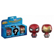 Funko Pint Sized Heroes Marvel Spider-Man Homecoming - Vinyl Figures 3-pack 10cm Limited