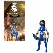 Funko Action Figures Mortal Kombat - Kitana Poseable Figure 10cm