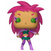 Funko POP! Teen Titans Go! The Night Begins To Shine - Starfire Vinyl Figure 10cm