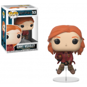 Funko POP! Harry Potter - Ginny on Broom Vinyl Figure 10cm