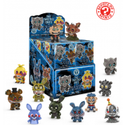 Funko Mystery Minis FNAF- Twisted One Display Box (12 figures random packaged)