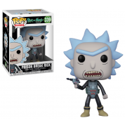 Funko POP! Rick and Morty - Prison Escape Rick Vinyl Figure 10cm