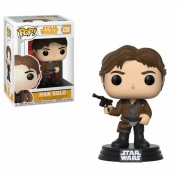 Funko POP Star Wars: Solo - Han Solo