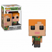 Funko POP! Minecraft - Alex Vinyl Figure 10cm