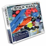 Star Saga:	 Player Acrylic Counter Set - EN