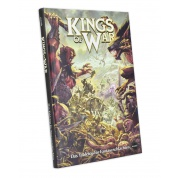 Kings of War 2nd Edition - Hardback Rulebook - DE
