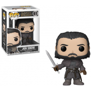 Funko POP! Game of Thrones - Jon Snow (Beyond the Wall) Vinyl Figure 10cm