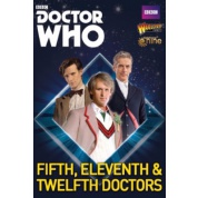 Doctor Who: The fifth, eleventh and twelth Doctors - EN