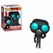 Funko POP! Disney: Incredibles 2 - Screenslaver Vinyl Figure 10cm