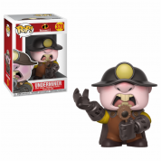 Funko POP! Disney: Incredibles 2 - Underminer Vinyl Figure 10cm
