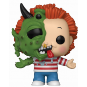 Funko POP! Garbage Pail Kids - Beastly Boyd Vinyl Figure 10cm