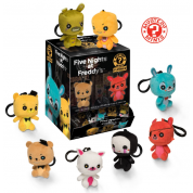 Funko Keychains - FNAF Blindbags Display (18 random packaging) Plush Figures 7cm