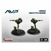 Alien vs Predator: USCM Sentry Guns - DE