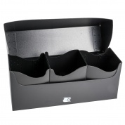Blackfire Triple Deck Holder (240+) - Black
