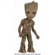 Marvel Guardians Of The Galaxy 2 - Young Groot Life Size Foam Figure 25 cm (Slightly damaged Box)