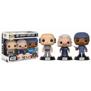 Funko Star Wars: Lobot, Ugnaught, Bespin Guard - Vinyl Figures 3-pack 10cm