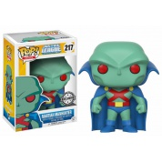 Funko POP! Justice League Animated: Martian Manhunter Vinyl Figure 10cm