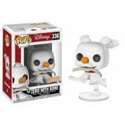 Funko POP! Disney NBX: Zero w/ Bone Vinyl Figure 10cm