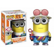 Funko POP! Despicable Me 3: Tourist Jerry Metallic Vinyl Figure 10cm