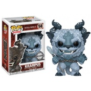 Funko POP! Krampus: Frozen Krampus Vinyl Figure 10cm