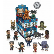 Funko POP! Mystery Minis - Marvel: Thor Ragnarok Vinyl Figures Display Box (12 random package)